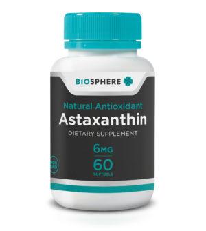 astaxanthin 6mg